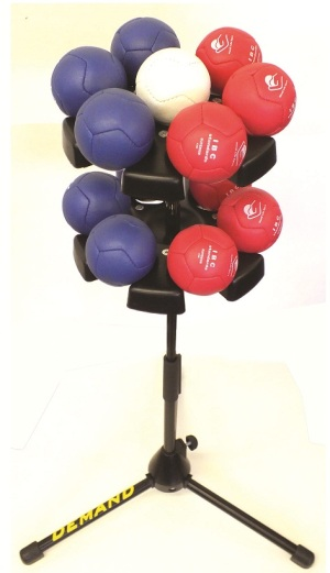 Boccia Ball Holder from DEMAND