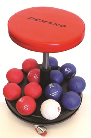 Boccia Ball Seat by DEMAND